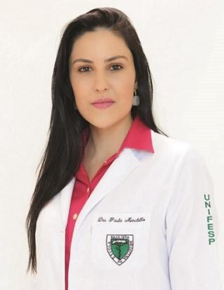Dra Paula Minchillo Coelho - Médica Radiologista - Estágio em Mama pelo AC Camargo e Especialização em Mama pela Universidade Federal de São Paulo - UNIFESP. Título de Especialista em Radiologia e Diagnóstico por Imagem.