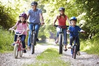Ande de bicicleta