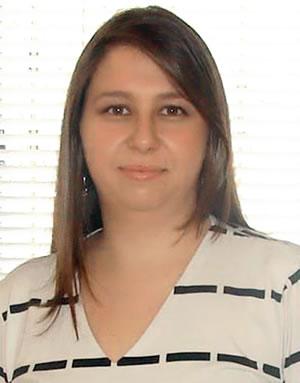 Érika Andrade, a Médica Veterinária da Vigilância Epidemiológica,