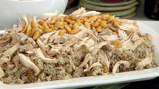Arroz Marroquino