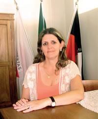Rosa Maria Cardoso Beraldo - Secretária de Educação.