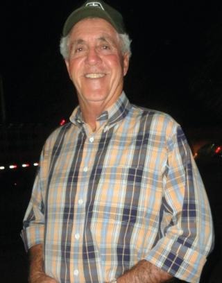 Camilo do Carmo Andrade Melles, do Haras Alice, de São Sebastião do Paraíso. Cria Mangalarga há sete anos.