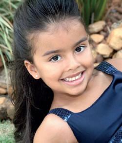 Mariana Soares Oliveira - 7 anos