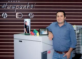 O diretor executivo do Grupo Hespanhol, Rodrigo de Oliveira Hespanhol.