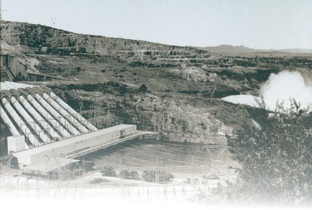 Os 50 anos do Lago de Furnas.