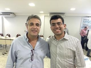 Dr. Bruno Toledo com Dr. Henrique Bassi, Diretor da empresa Easy.
