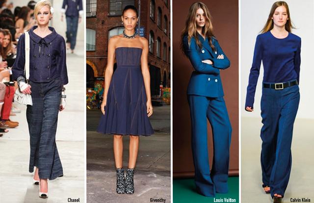 Em 2014 o bom e velho jeans, peça ícone da casualidade, vem em versões estilosas, com coleções de grifes poderosas, como Louis Vuitton, Givenchy e Chanel.