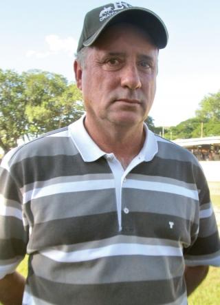 Eduardo Barbosa Vilela, do Haras Rio Grande de Boa Esperança, MG. Criador há 37 anos.