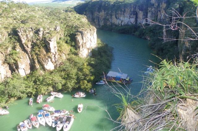 Canyons Parte Alta Mirante - Crédito Edgar Rodrigues