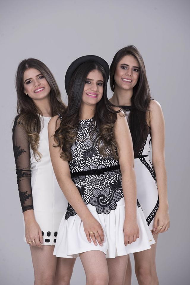 Isabella, Giovanna e Micaella