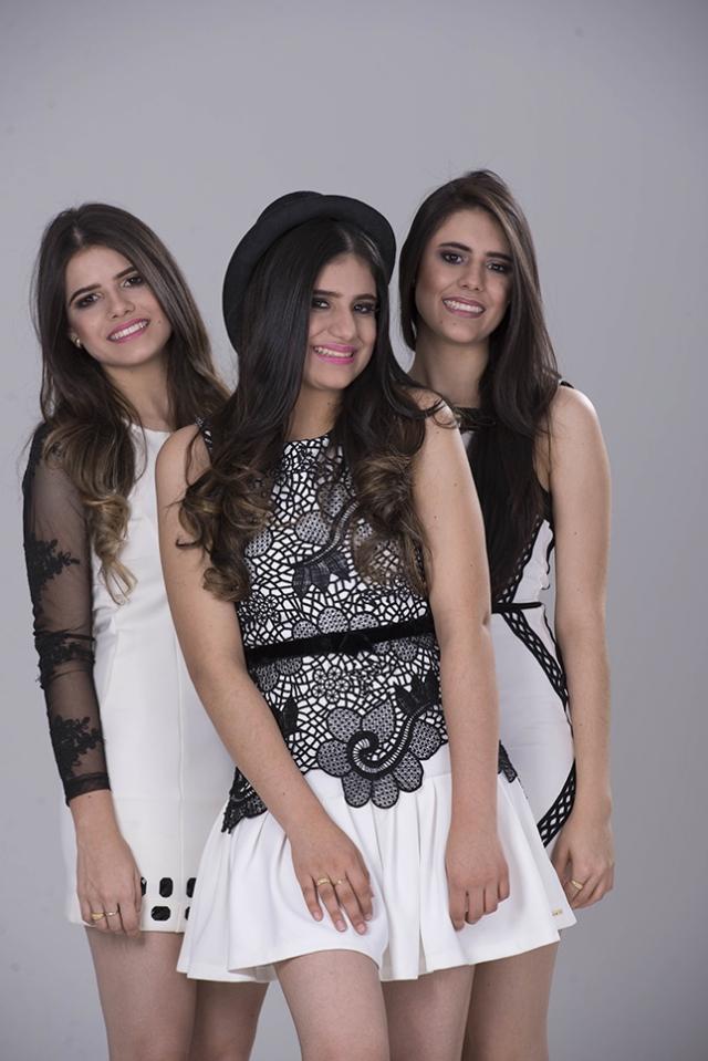 Isabella, Micaella e Giovanna