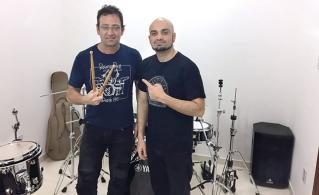 Dino Verdade e Raphael Saini