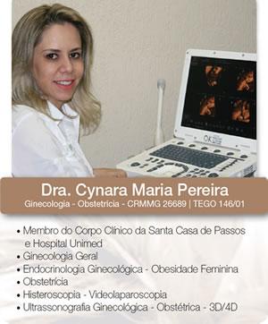 Dra. Cynara Maria Pereira