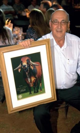 José Coelho Vitor - 80 anos  Dia 10 de dezembro de 2011, missa e festividades na Fazenda Santa Luzia.