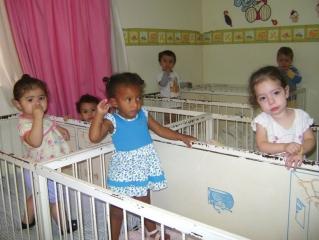 Crianças do BerçÃÂ¡rio: Assistência Completa.