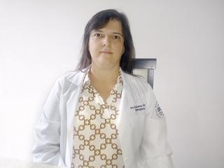 Dra. Kenia Lemos Flores - Cardiologista Médica Nuclear