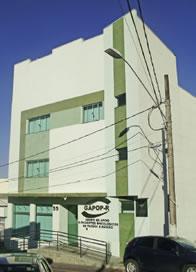 Sede do Gapop-R: Resultado de um trabalho da Maçonaria e da comunidade.