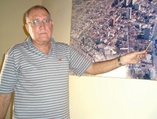 Jeremias Alves anuncia contratação de engenheiro de trânsito para formular projeto básico de trânsito.