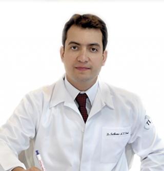 Dr. Guilherme Achcar Vieira Prado - CRO-MG 34159