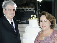 Alberto Cruz Santos e Irene Pereira Santos