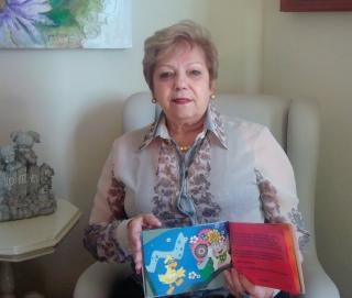 """Yara Oliveira: """"O principal objetivo é despertar o gosto pela leitura nas crianças.�"""
