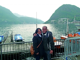 Foto 7: Lugano, Suíça.