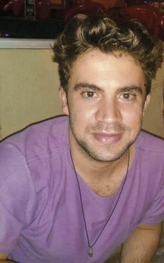 O estudante de engenharia Guilherme de Melo Godoy,  que foi submetido ÃÆ' videoartroscopia do quadril.