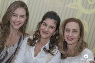 Luciana Almeida Morais (Oftalmologista PediÃÂ¡trica), Lilian Figueiredo Geraldo Custódio (Nutricionista) e Patrícia Oliveira Andrade (Ortodontista).
