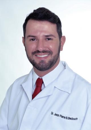 Dr. Jean Pierre Beltrão Bedouch CRO - MG 25.914