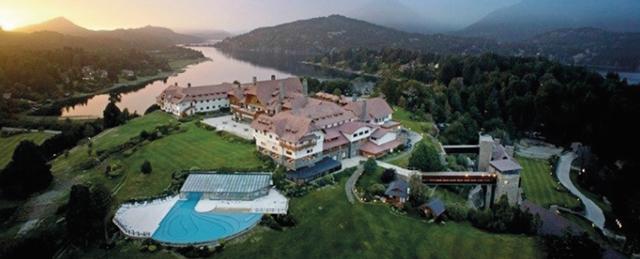 Llao Llao Hotel.