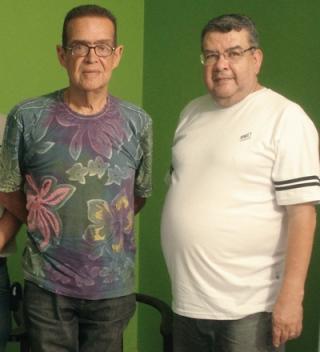 Gustavo José Lemos foi um grande colaborador por 12 anos ao lado de Itamar Bonfim, idealizador e coordenador do projeto.