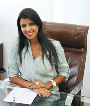 Gabriela Maia Silveira - 4 anos de pro