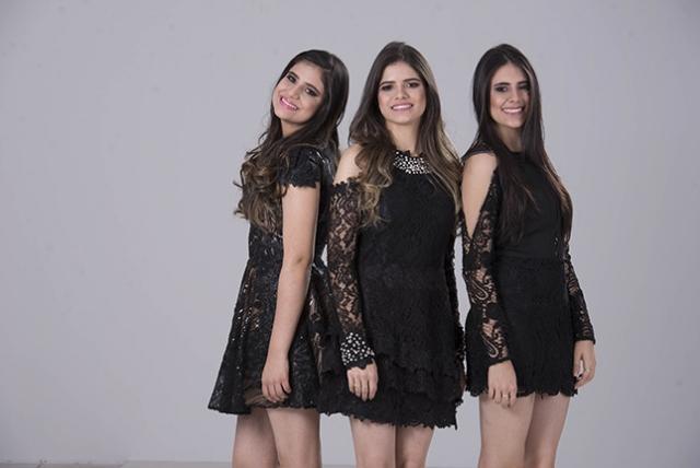 Micaella, Isabella e Giovanna