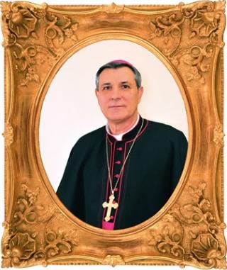 Dom José Lanza Neto - Bispo da Diocese de Guaxupé.