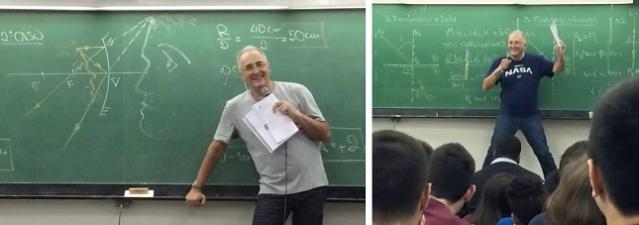 Prof. Helou Doca: