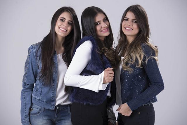 Micaella, Giovanna e Isabella