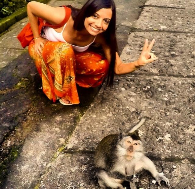 Monkey Forest,Ubud-Bali.