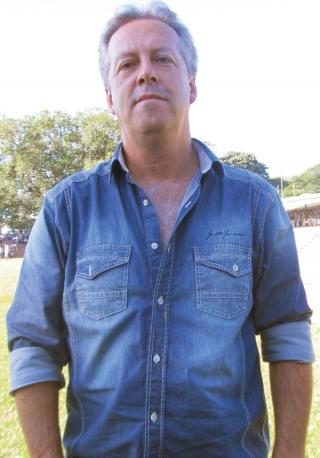 César Resende de Paiva, gerente do Haras Principado.