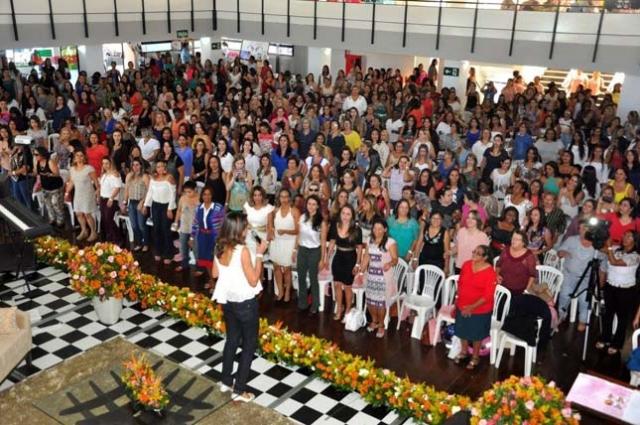 Mulherando 2015 - CPN - 800 mulheres.