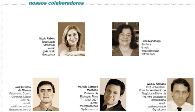 Nossos Colaboradores