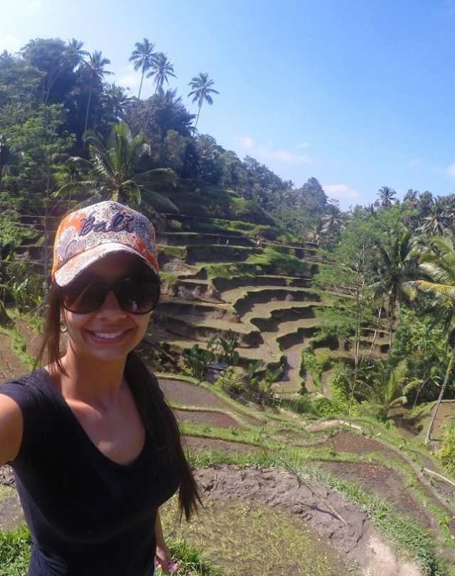 Tegalalang Rice Terrace,Ubud-Bali.
