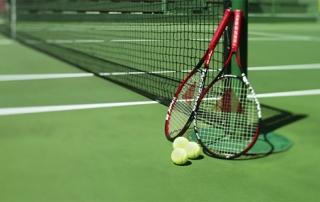 Os benefícios da prática de atividade física para as crianças. Em especial, o tênis