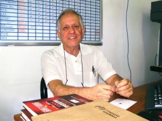 Dr. Flávio Ribeiro Campos - Coordenador do Núcleo Regional de Passos.