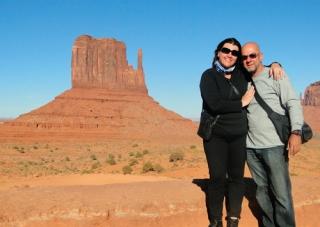 KAYENTA - Território Navajo - Monument Valley - Arizona .