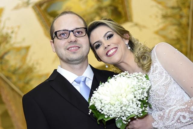 Felipe Lima Lemos e Nyandra Cardoso Theodózio