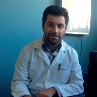 O fisioterapeuta Gustavo Gianini Vasconcelos Botrel, especialista em Ortopedia e Traumatologia.