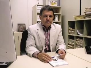 O juiz Ricardo Bastos: