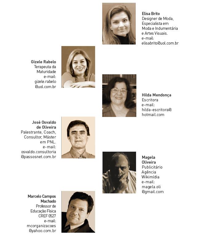 Nossos Colaboradores.