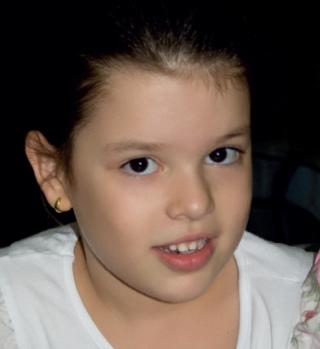 Lais Coelho Pereira - 6 anos
