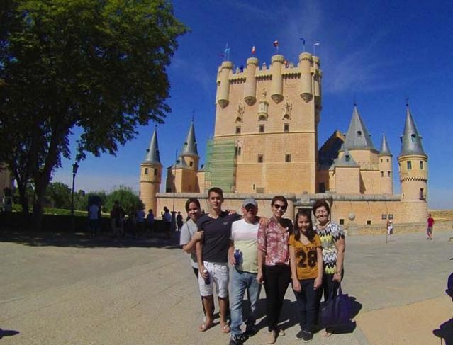 Castelo - Segovia
